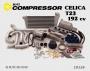 Celica T23 Blitz Compressor Kit